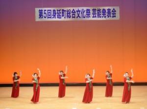 ★文化祭25 フラダンス部下部 DSC_0765