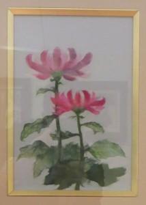 展示会(26日) 043(あすなろちぎり絵)若林夏子