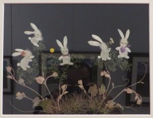 1701展示会(26日) 065日向押し花教室(長江みほ)